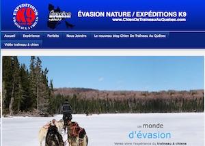 Évasion Nature / K9 Expéditions - Lanaudière, Saint-Michel-des-Saints