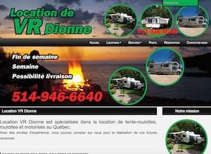 Location de VR Dionne - Laurentides, Saint-Jérôme