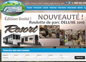 Roulottes Gauthier - Laurentides, Saint-Jérôme