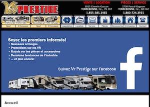 VR Prestige - Lanaudière, Terrebonne
