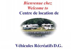 Centre de location de  Véhicules Récréatifs D.G. - Laval, Laval (Fabreville)