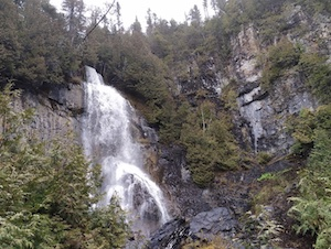 La Chute à Philomène - Gaspésie, Saint-Alexandre-des-Lacs