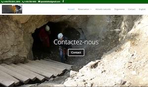 Grotte le Spéos de la Fée - Gaspésie, La Rédemption
