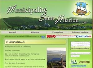 Municipalité de Saint-Hilarion - Charlevoix, Saint-Hilarion