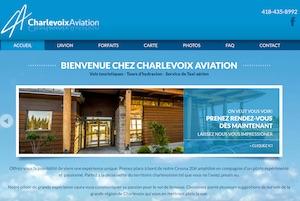 Aéroport de Charlevoix - Charlevoix, Saint-Irénée