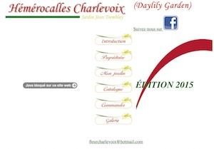 Jardin Hémérocalle Charlevoix - Charlevoix, Saint-Hilarion