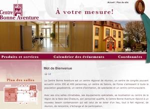 Centre Bonne Aventure - Gaspésie, Bonaventure