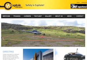 Capitale Hélicoptère - Capitale-Nationale, Ville de Québec (V)