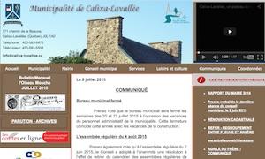 Municipalité de Calixa-Lavallée - Montérégie, Calixa-Lavallée