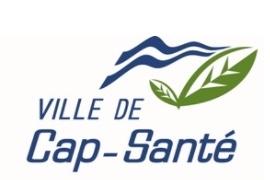 Ville de Cap-Santé - Capitale-Nationale, Cap-Santé