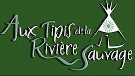 Aux Tipis de la Rivière Sauvage - Estrie / Canton de l'est, Saint-Romain (M)