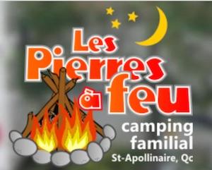 Camping Les pierres a Feu - Chaudière-Appalaches, Saint-Apollinaire (Lotbinière)