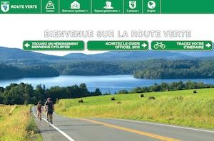 La Route verte - Montréal, Montréal