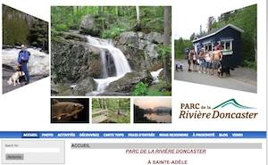 Parc de la rivière Doncaster - Laurentides, Sainte-Adèle