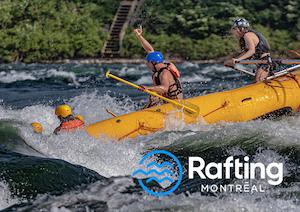 Rafting Montréal - Montréal, Ville de Montréal (Lasalle)