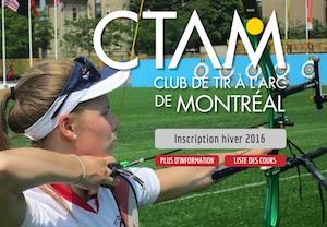 Club de Tir à l'Arc de Montréal - Montréal, Ville de Montréal