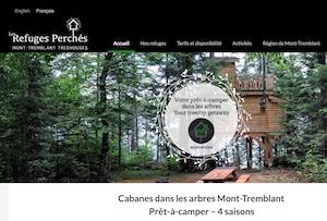 Les Refuges Perchés Mont-Tremblant - Laurentides, Saint-Faustin-Lac-Carré
