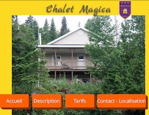 Chalet Magica - Gaspésie, Ville de Gaspé