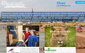 Tourisme Bonaventure - Gaspésie, Bonaventure