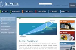 Circuit touristique de l'Île Verte - Bas-Saint-Laurent, L'Île-Verte