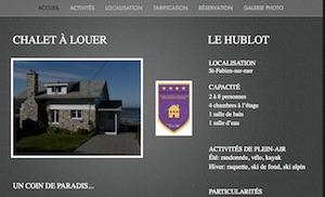 Chalet le Hublot - Bas-Saint-Laurent, Saint-Fabien