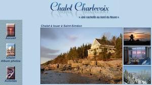 Chalet Charlevoix - Charlevoix, Saint-Siméon