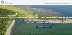 Domaine Floravie inc - Bas-Saint-Laurent, Rimouski