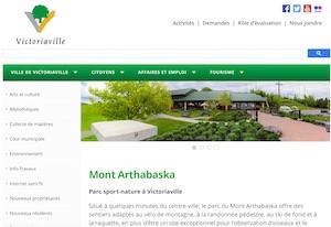 Mont Arthabaska - -Centre-du-Québec-, Victoriaville