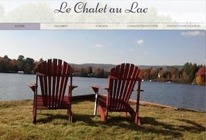 Le Chalet au Lac - Capitale-Nationale, Saint-Raymond