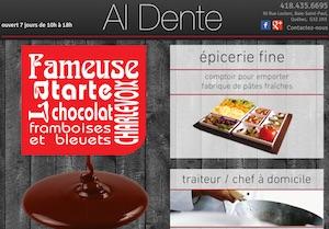 Al Dente Traiteur Charlevoix - Charlevoix, Baie-Saint-Paul