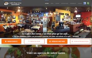 Restaurant Café Chez-Nous - Charlevoix, La  Malbaie