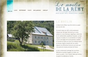 Le Moulin de la Rémy - Charlevoix, Baie-Saint-Paul