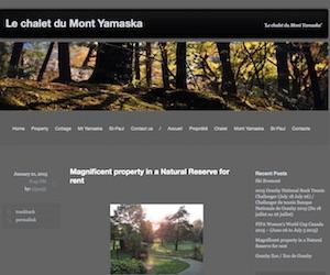 Chalet du Mont Yamaska - Montérégie, Saint-Paul-d'Abbotsford