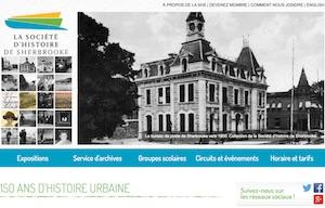 Centrale Frontenac - Estrie / Canton de l'est, Sherbrooke