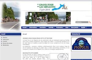 Grand Tour du lac Mégantic - Estrie / Canton de l'est, Lac-Mégantic