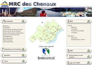 MRC des Chenaux - Mauricie, Saint-Luc-de-Vincennes