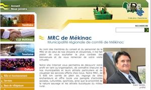 MRC de Mékinac - Mauricie, Saint-Tite-de-Champlain