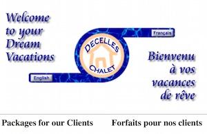 Chalet Decelles - Outaouais, Lac-Sainte-Marie