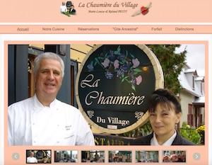 Restaurant La Chaumière du Village - Laurentides, Sainte-Agathe-des-Monts