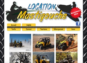 Location Mastigouche - Lanaudière, Mandeville