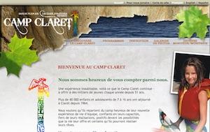 Camp Claret - Estrie / Canton de l'est, Sherbrooke (Fleurimont)
