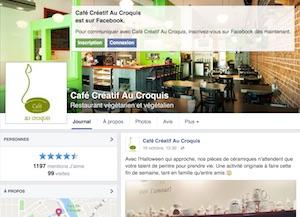 Café Créatif Au Croquis - Estrie / Canton de l'est, Sherbrooke