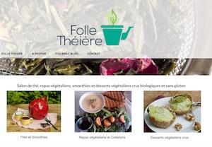 Folle Théière - Estrie / Canton de l'est, Sherbrooke