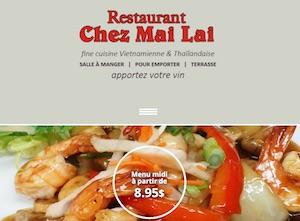 Restaurant Chez Mai Lai - Capitale-Nationale, Ville de Québec (V)