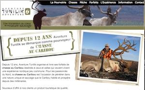 Pourvoirie  Aventure Tunilik - Laurentides, Sainte-Thérèse-de-Blainville