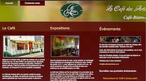 Le Café des Artistes - Charlevoix, Baie-Saint-Paul