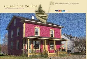 Quai des Bulles - Charlevoix, Baie-Saint-Paul