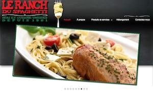 Le Ranch Spaghetti Sherbrooke - Estrie / Canton de l'est, Sherbrooke