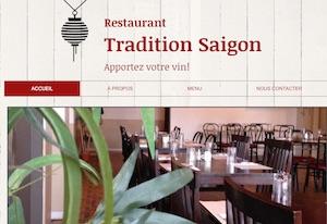 Restaurant Tradition Saigon - Estrie / Canton de l'est, Sherbrooke