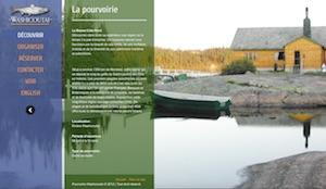 La pourvoirie de La Rivière Washicoutai ltee - Côte-Nord / Duplessis, La Romaine
